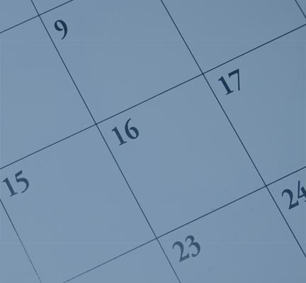 How to Write and Post a Calendar Item
