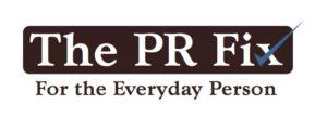 THE PR FIX LOGO BRN 2015