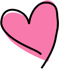 clipart-heart-funky-pink-heart